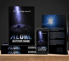 Alone- book cover now available! Your own book title and author name will be added on any font and color you choose. Receive ebook full book wrap and mockup!  #bookcovers #indiebooks #custombookcover #custombook #ebooks #ebookcoverdesign #ebookcover #graphicdesigner #ilovebooks  #bookcoversforsale #bookstagram #writers #imwritingabook #indieauthor #indiewriter #photomanipulation #photoedits #authorsofinstagram #scifi #authorlife #art #indieauthors