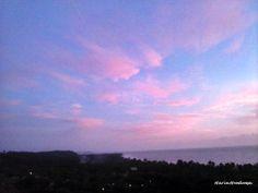 Mais um nascer do dia espetacular!!!! Trancoso - Bahia
