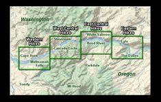 Northwest Hiker presents Hiking in the Columbia River Gorge National Scenic Area