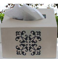 howsewears kleenex hand towel holders