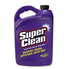 Love this stuff!  Cleaned the camper exterior with it.......removes oxidation, grime, road tar etc.  Formula is biodegradable, phosphate-free, nonabrasive and nonflammable.