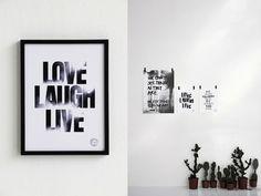 Motivations Poster | feel desain