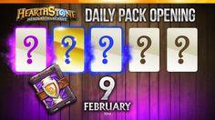 1 Epic, 1 Golden Rare & 1Rare Hearthstone Cards! Hearthstone Packs Openi...