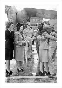 Zamperini - Homecomeing - Los Angeles 1945