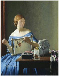 Artist Leonard Campbell Taylor   Oxford, 12 December 1874 – 1 July 1969
