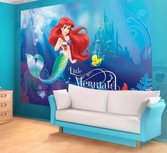 Decoracion Cuarto Sirenita   Buscar Con Google. Little Mermaid ...