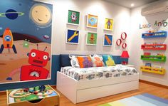 Boys Bedroom Ideas