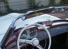Interior – 190 SL Changes Through The Years
