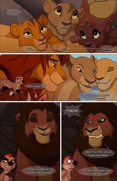 Kovu and Kiara. Kiara Lion King, Kiara And Kovu, The Lion King 1994, Lion King 2, Lion King Movie, Disney Lion King, Lion King Story, Lion King Fan Art, King Art