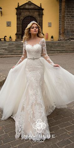 Lace Wedding Dress Champagne Mother Of The Bride Dress Trumpet Wedding Dress Couture Wedding Dresses White And Gold Wedding Dress – yyshoop Princess Wedding Dresses, Bridal Wedding Dresses, White Wedding Dresses, Lace Wedding, Wedding Dress Sheath, Mermaid Wedding Dress With Sleeves, Wedding Bride, Sheath Dress, Wedding Venues