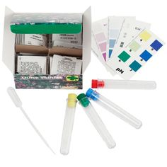 Hanna Quick pH/NPK Soil Test Kit at www.GrowOrganic.com - 10 tests for $25