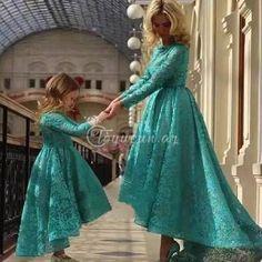 28 Best Ana Qiz Ziyafet Geyimleri Images Mother Daughter Dress