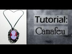 Tutorial: Como Fazer Camafeu | DIY: Cameo |HD| - YouTube