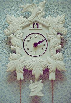 coo coo for cuckoo clocks!