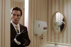 BROTHERTEDD.COM Christian Bale, American Psycho Movie, American Psycho Quotes, Movie Theater, Movie Tv, Movie Club, Movie Shots, Sundance Film Festival, Film Serie