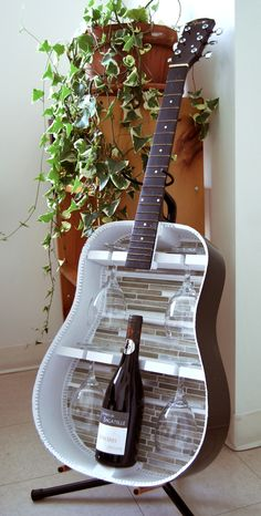 Deko Haus Peel and stick wall tiles Capri Taupe Dual finish: looks and feels like velvet to the touch aside our regular glossy finish Guitar Shelf, Music Wall Decor, Monogram Wall Hangings, Diy Home Decor, Room Decor, Led Floor Lamp, Wall Tiles, Decoration, Home Projects