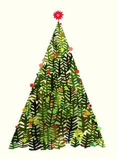 Christmas cards - Hannah Coulson
