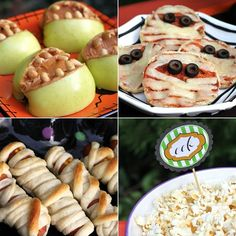 Halloween Costume Party + Themed Food — Celebrations at Home