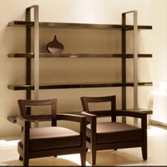 Baltus Ladder Bookcase, Table And Chairs, Chair Design, Contemporary, Modern, Shelving, Cool Designs, Armchair, Design Inspiration