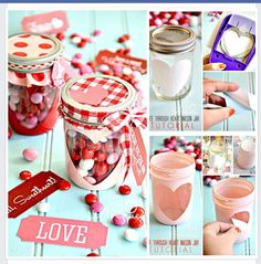 Mason jar goodies