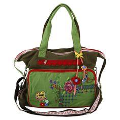 TAJ Wood & Scherer - Fleamarket Original Front Pocket Bag  - Large