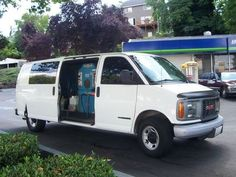 Carpet Cleaning Truckmount Van for sale in Seattle Wa . 206-288-3874. A portion of their proceeds helps HWMC!