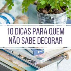 10 dicas para decorar com orçamento apertado - Blog Chega de Bagunça