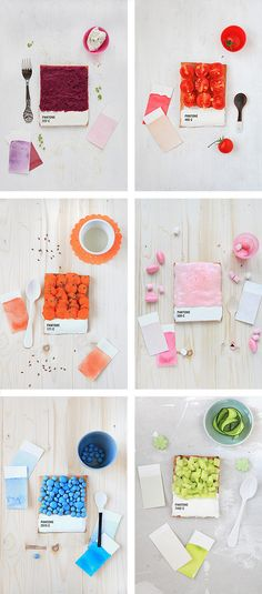 TheDesignerPad - The Designer Pad - DELICIOUS PANTONE