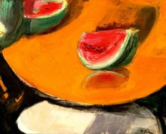 Still Life - Panayiotis Tetsis Mediterranean Art, Greece Painting, Street Art, Modern Art Paintings, Post Impressionism, Art Database, Artist Art, Love Art, Art Day