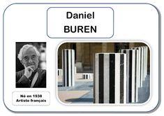 Daniel Buren - portrait d'artiste en maternelle Art History Major, Daniel Buren, Montessori Art, Ecole Art, History Teachers, Oeuvre D'art, Oeuvres, Art Therapy, In Kindergarten