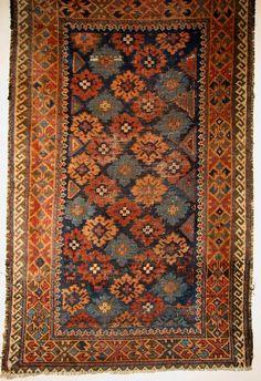 Baluch Rugs Tribal Rugs Oriental Rugs Shiv Sikri An Arab Baluch w Turquoise Blue