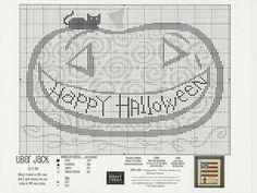 Happy Halloween Bent Creek Chart