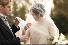 downton abbey wedding; this wedding dress I adore
