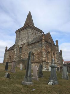 St. Monans church was erected in the 14th century