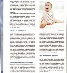 Pourquoi il ne faut pas asseoir les bébés - Oummi Materne - Le blog d'une famille positive Micro Creche, Occupational Therapy, Blog, Early Years Education, Baby Education, Montessori Baby, Occupational Therapist, Blogging