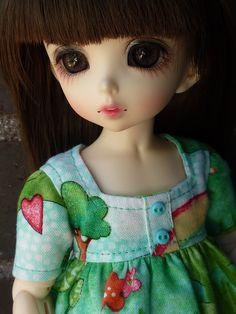Vestido para Littlefee