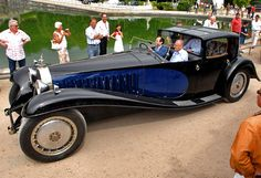 Longest Car: Bugatti Royale (TOP10 Most Amazing, Coolest & Weirdest Cars in the World)