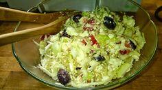 Tupun tupa: GAEA-oliivit ja kaalisalaatti
