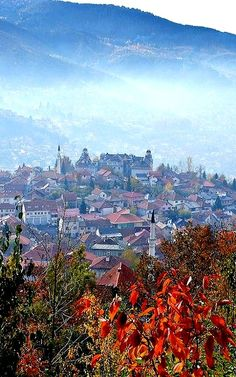 Autumn in Sarajevo, Bosnia and Herzegovina | by KelSquire