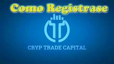 Como Hacer el Registro en Cryp Trade Capital