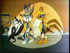 CBS Bugs Bunny Road Runner Show intro, copyright 1972 - my favorite!