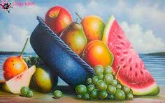 Resultado de imagen para cuadros de frutas
