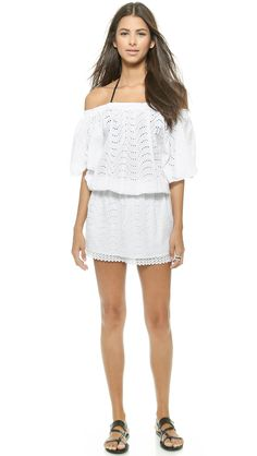 Melissa Odabash Michea Cover Up Dress