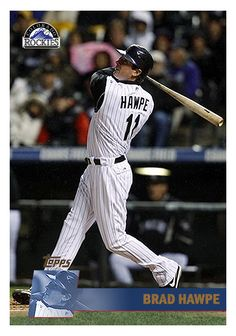Brad Hawpe Colorado Rapids, Colorado Rockies, Rockies Baseball, Denver Nuggets, Colorado Avalanche, Baseball Season, Baltimore Orioles, Team Usa, Miami Dolphins