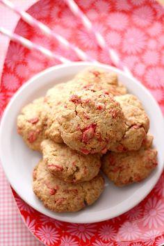 BiscuitsPralines Biscuits aux jaunes doeuf (et aux pralines)