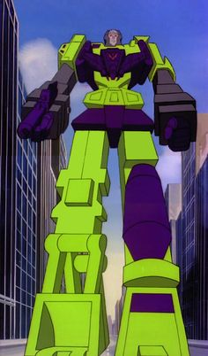 "Transformers Devastator (from ""City of Steel"") Original Transformers, Transformers Devastator, Super Robot, Animation Series, Robots, I Am Awesome, Geek, Superhero, Weapon"
