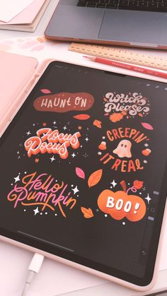 Ideias Diy, Ipad Art, Digital Art Tutorial, Sticker Design, Art Tutorials, Digital Illustration, Hand Lettering, Dollar Store Christmas, Christmas Gifts