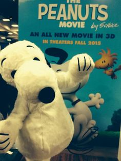 Snoopy at #SDCC 2014 :D