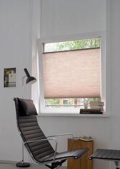 Disponible en @latorredecora y http://latorredecoracion.com/ Get inspired by Luxflex window decoration. Cortinas Duette® - 32 mm