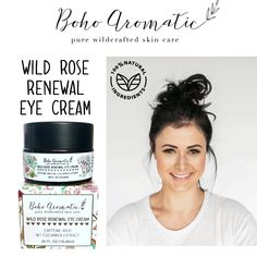 Your new favorite from Boho Aromatic! Caffeine-rich with Cucumber Extract. Made with Vegan hyaluronic acid 1%, Botanical plant-based ingredients. Amazon Prime USA 🇺🇸 or www.BohoAromatic.com #eyecream #eyes #facecareroutine #puffyeyes #naturalskincare #veganskincare #eyegel